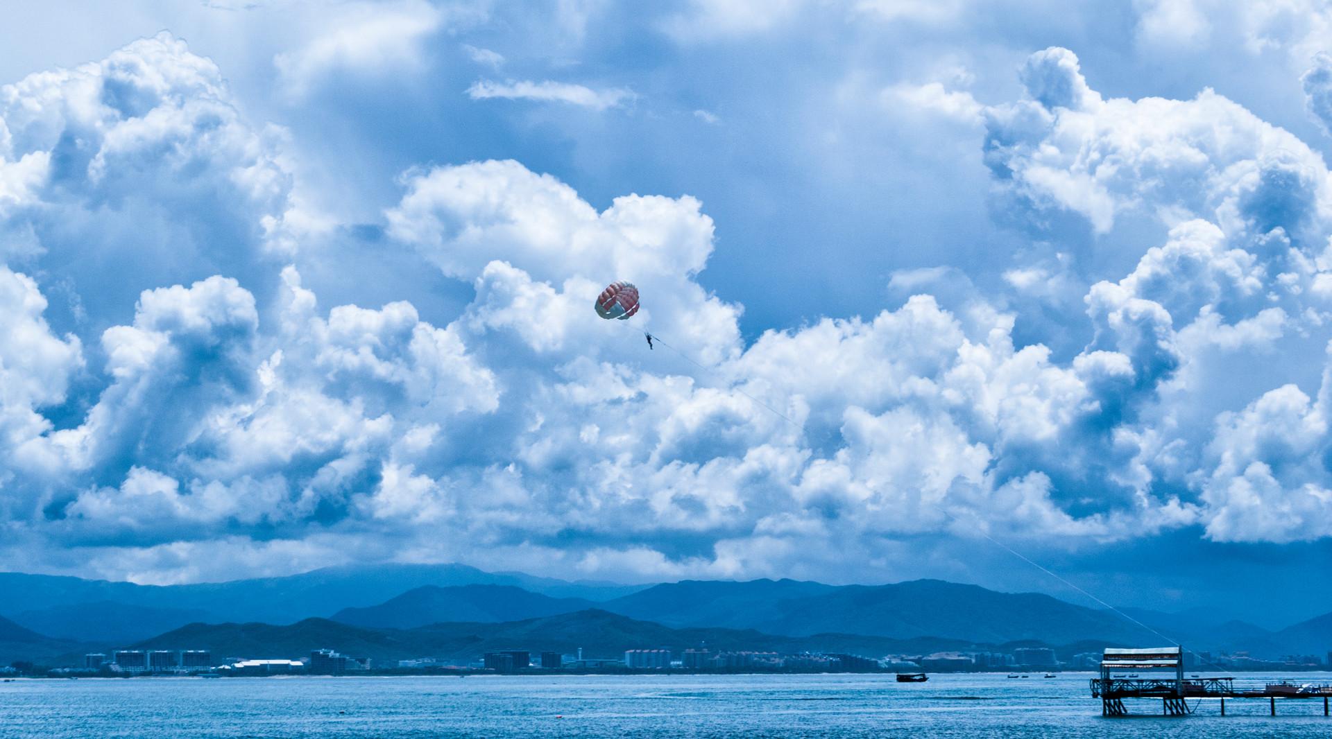 【一价全包】<三亚蓝梦海洋4天双飞团>三亚往返