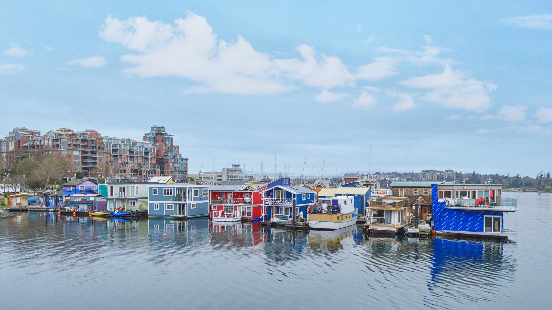 温哥华渔人码头封面图