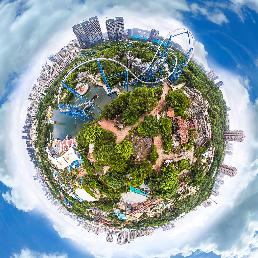 E线<深圳一日>滨海栈道、中英街、地王大厦、地王大厦、欢乐谷精彩一天