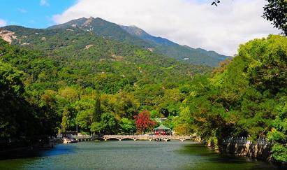 【品质】<惠州罗浮山、西湖、那里花开主题公园、纯天然白盆湖温泉、大鹏古城、较场尾3天>