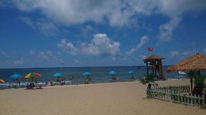 <阳江海陵岛、开平碉楼、黄金海岸海滨浴场、渔家乐游船、恒大夏威夷风情小镇2日>