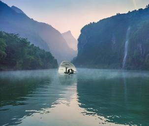 【清远2天】<连州地下河、湟川三峡--入住龙潭客栈线路>