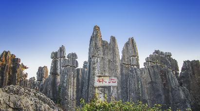 【标准】<昆明乃古石林、丽江玉龙雪山冰川大索、大理洱海双飞六天团>