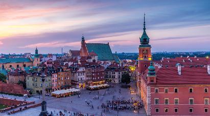 【一价全含】<东欧波兰、德国、捷克、匈牙利、奥地利、斯洛伐克六国+多瑙河10天游>全程4星酒店 直飞