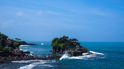 【经典】<巴厘岛5天度假游>打卡网红秋千 蓝梦岛+贝纳尼岛出海