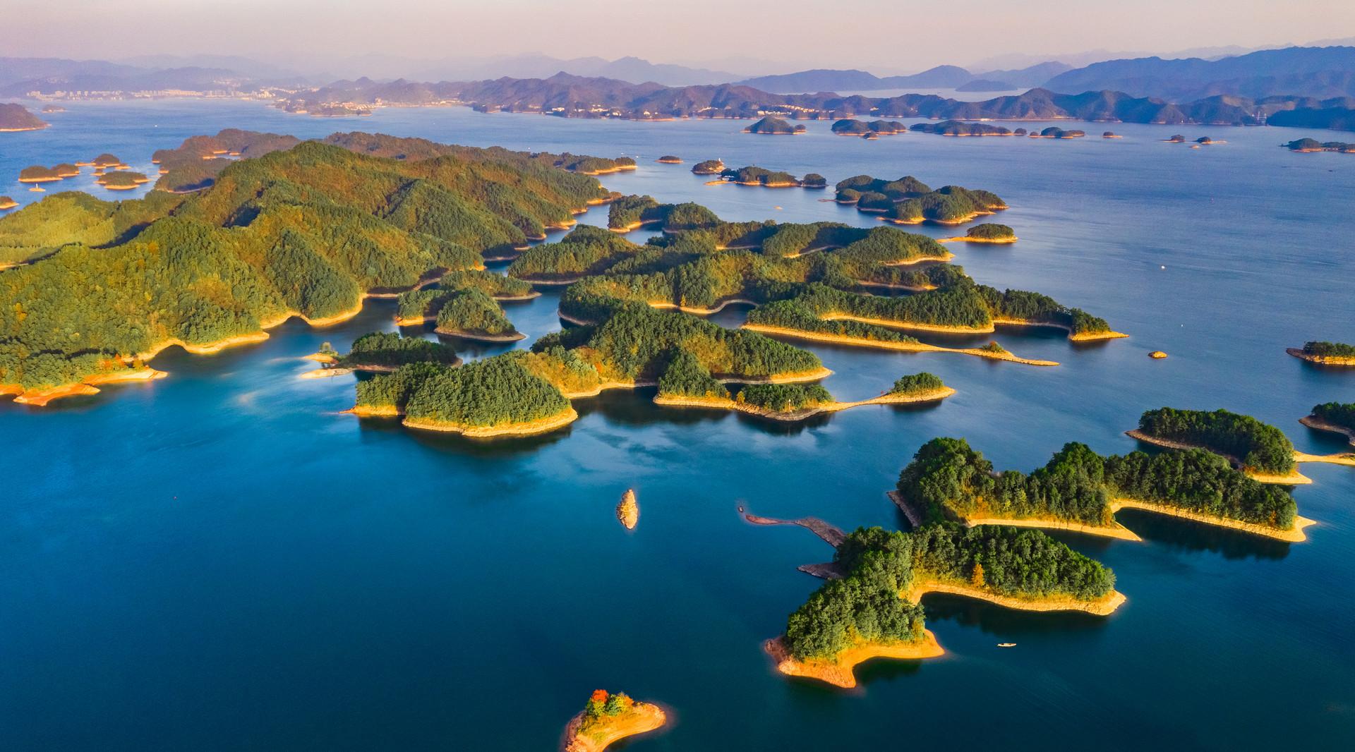 千岛湖封面图