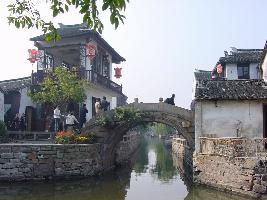 周庄 苏州景点图片