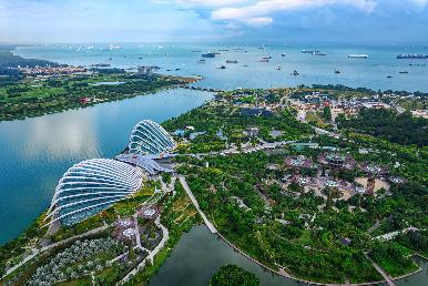 【6人尊享小团】<新加坡克拉克码头游河、滨海湾花园、国立大学五天游>2天自由活动时间