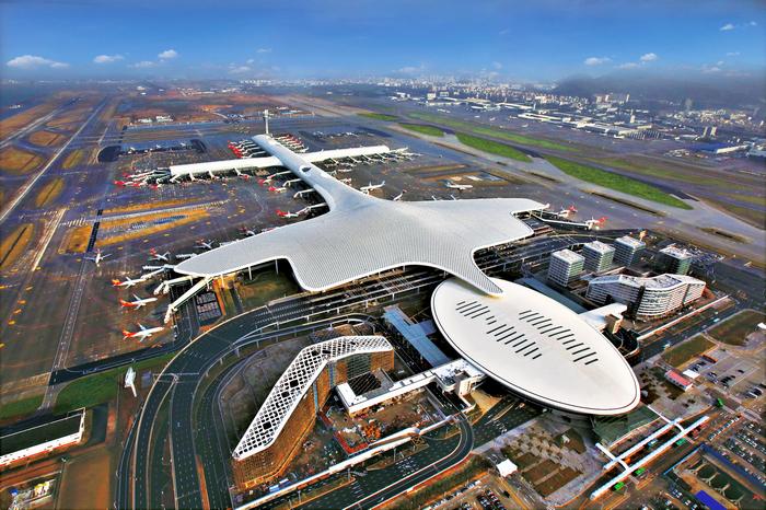 深圳宝安国际机场封面图