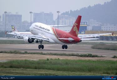 广东番禺飞机场
