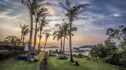 【超值】<海南香水湾、分界洲岛、南山文化苑、天涯海角五天双飞团>