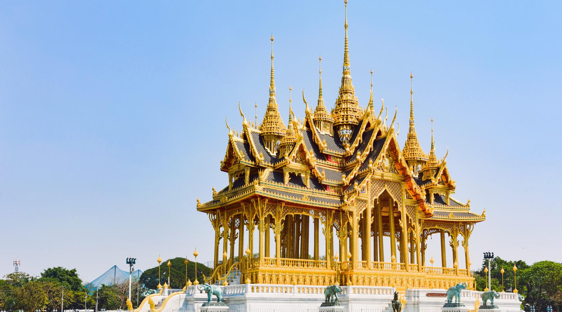 【深圳直飞】<泰国风情六天品质团> 亚洲最大夜市-河畔夜市