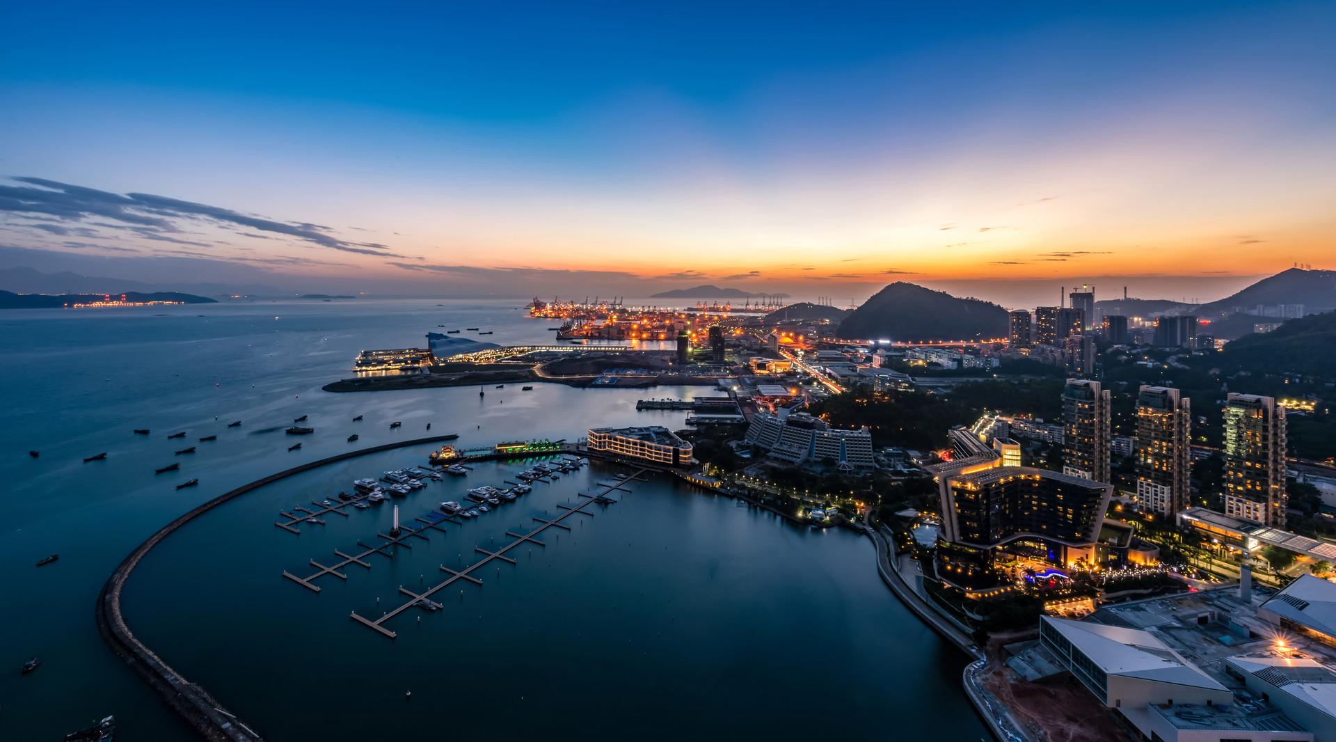 深圳深圳景点-蛇口美食-华侨城旅游网码头有特色哪些江夏图片