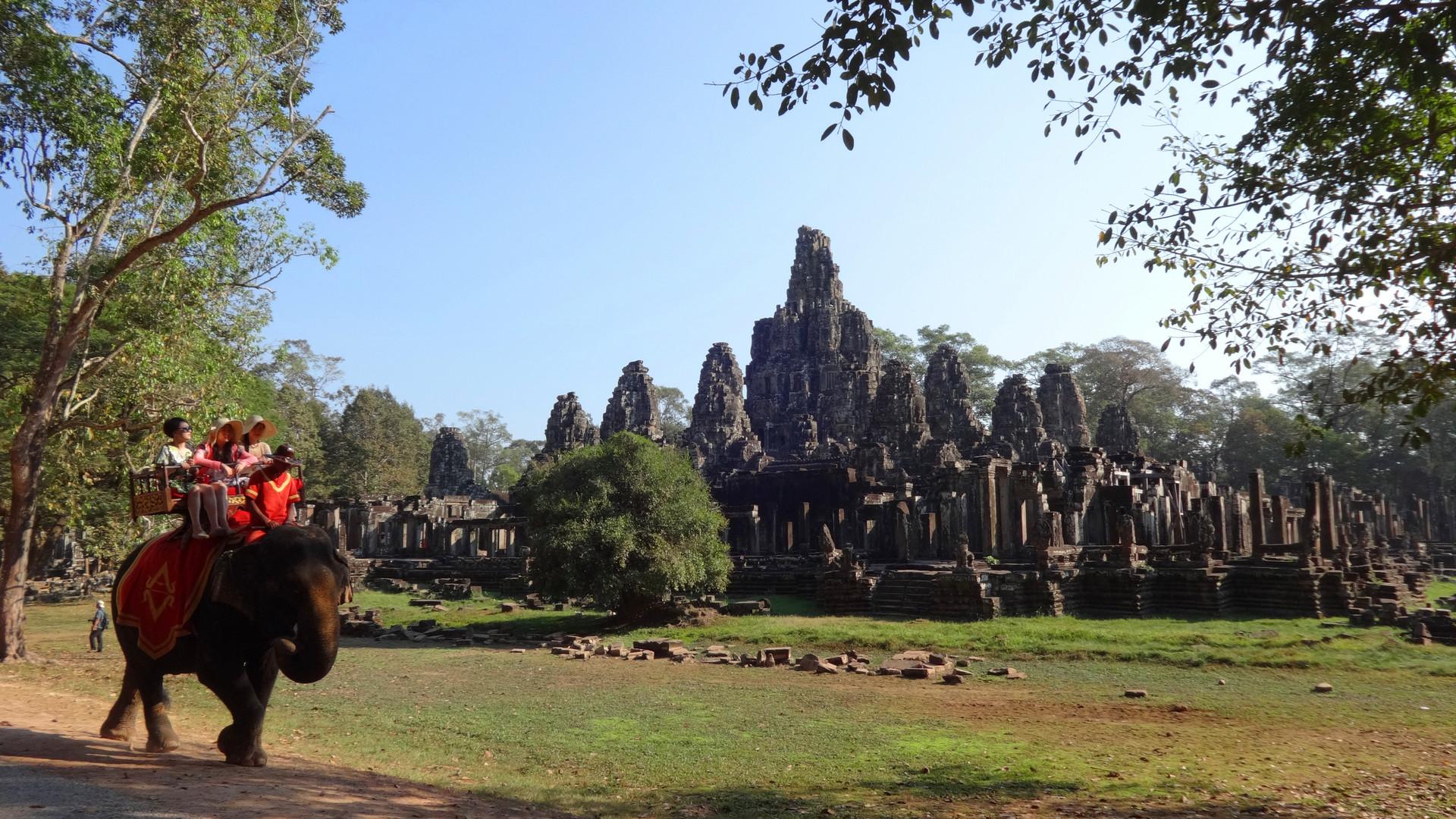 【品质团】<柬埔寨金边、吴哥窟六天游>深圳往返/CZ南方航空