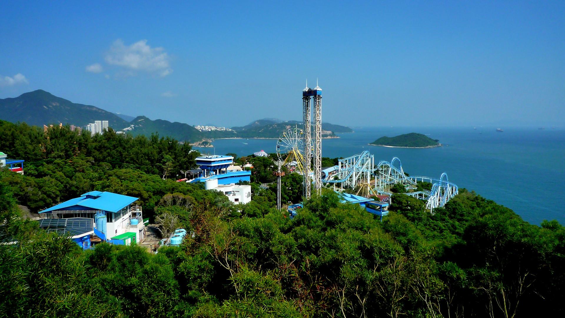 香港海洋公园封面图