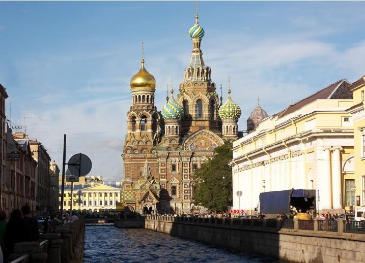 圣彼得堡滴血大教堂_滴血大教堂 - 圣彼得堡景点 - 华侨城旅游网