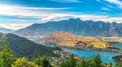 【海南航空 深圳往返】<新西兰南北岛10天100%纯净之旅> 含小费.签证费