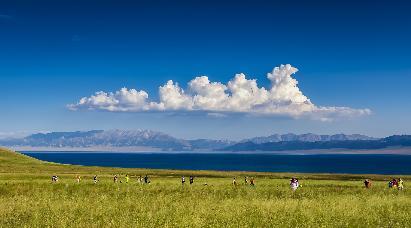 【环天山】<伊犁花海·赛里木湖·那拉提草原·吐鲁番· 库木塔格沙漠·天山天池>双飞8天团