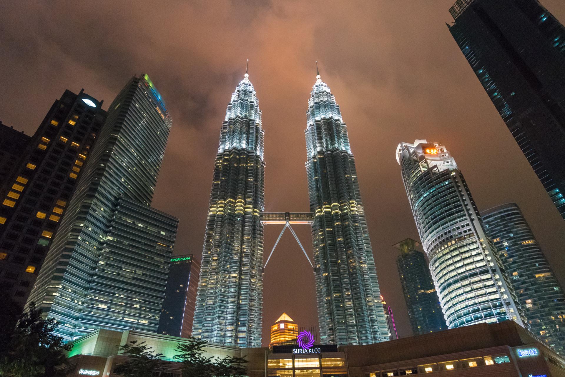 【品质春节游】<新加坡马来西亚、滨海湾云雾林+新加坡游河+湖景下午茶五天双飞>·吉隆坡1晚国际五星