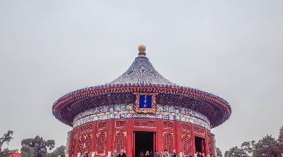 【入住挂牌五星酒店】<享游帝都 北京雍和宫八达岭>双飞5天美食纯玩团