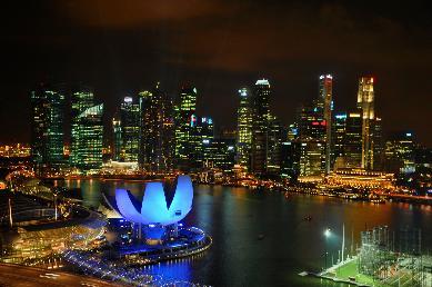 【超值春节游-香港往返】<新加坡马来西亚五天特惠游>吉隆坡提升一晚五星酒店