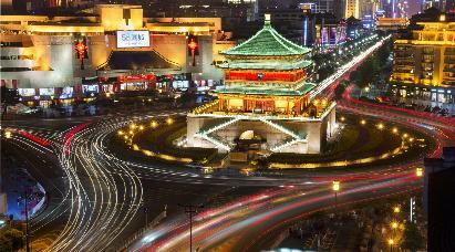【尊享陕西】<西安兵马俑、华山、大明宫、袁家村、明城墙>5日逍遥游