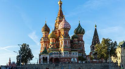【亲子游】<俄罗斯夏季双首都深度8天三飞之旅>  艾菲航空 深圳直飞  免签证