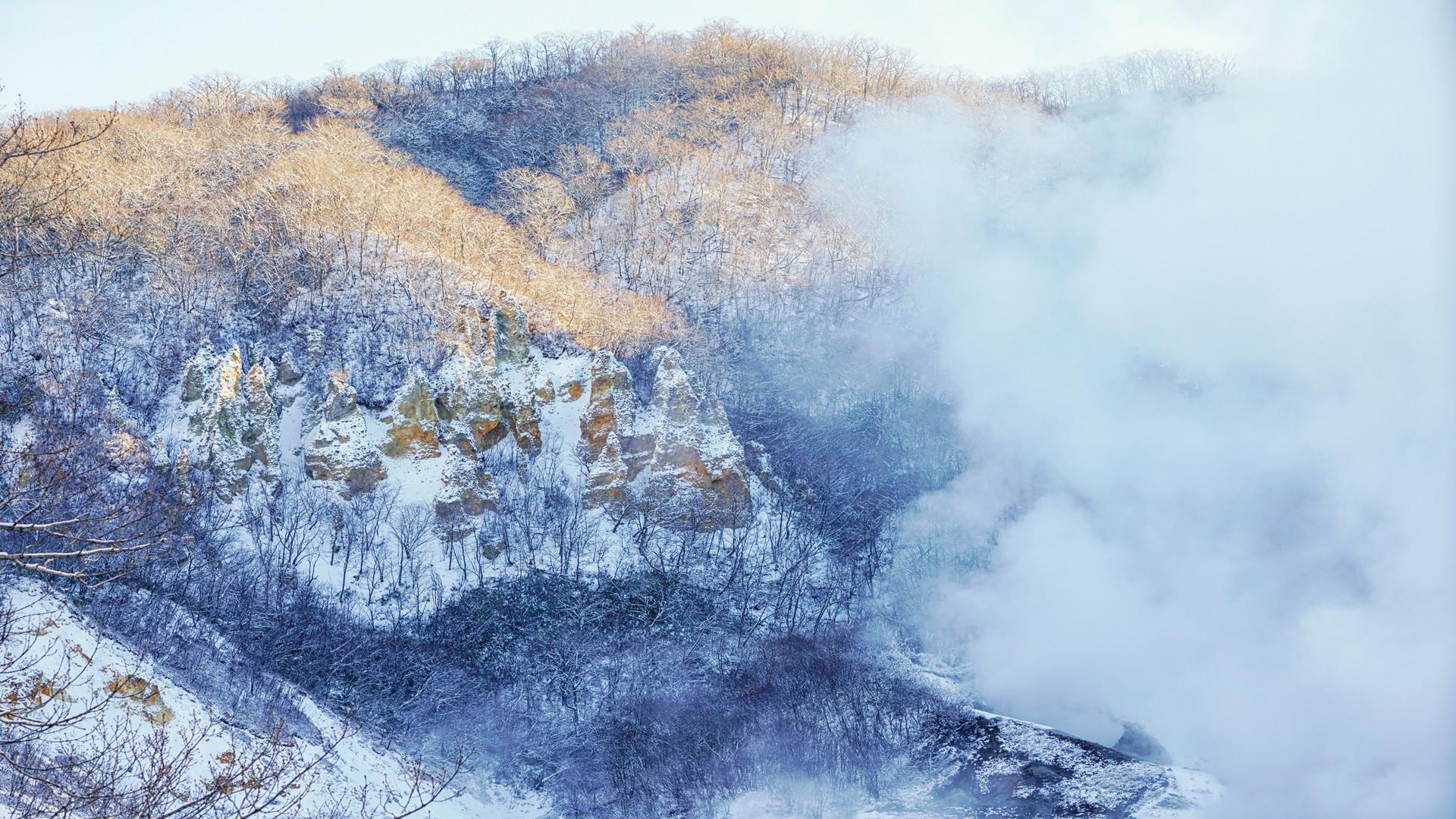 【冬恋北海道】<北之森雪乐园、登别海洋公园、层云峡冰祭、浪漫小樽五天游>