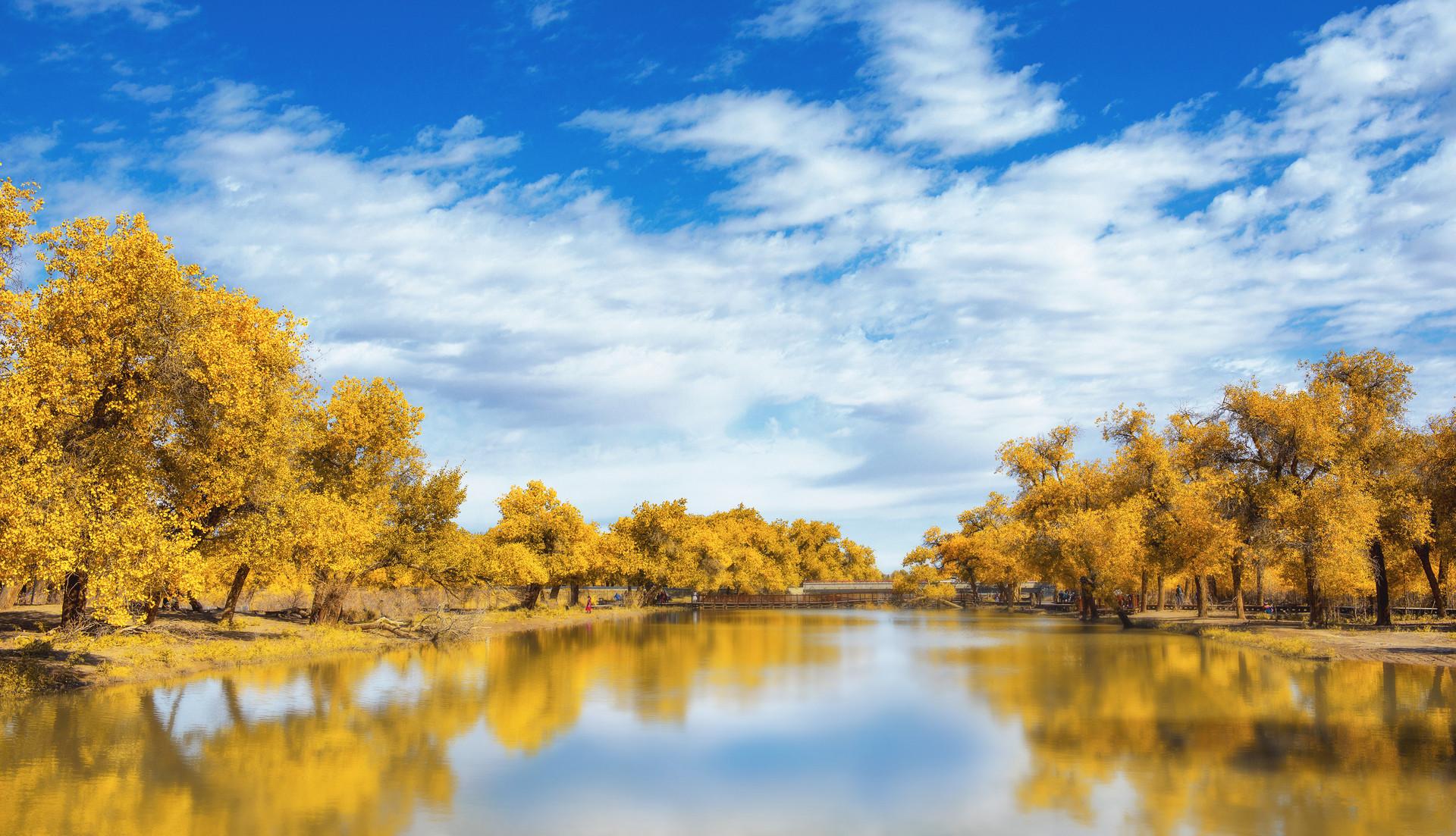 【大画西游V3】<轮台胡杨林·罗布人村寨·塔克拉玛干沙漠·库车天山大侠谷·天池·吐鲁番>双飞8天团